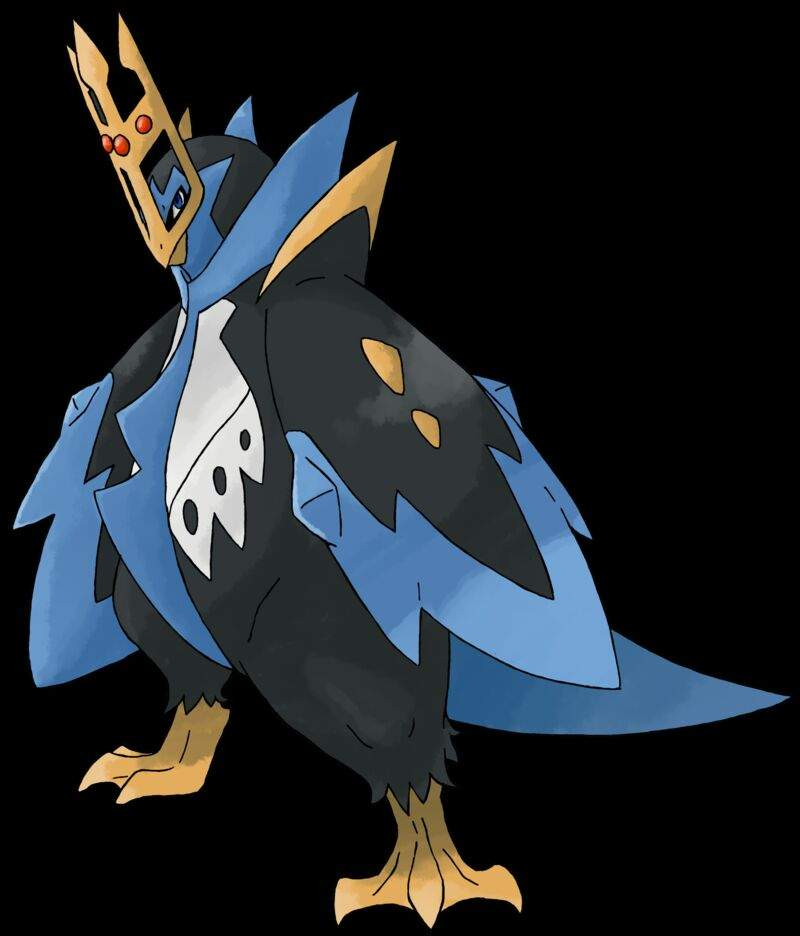 Empoleon Mega Evolutio...