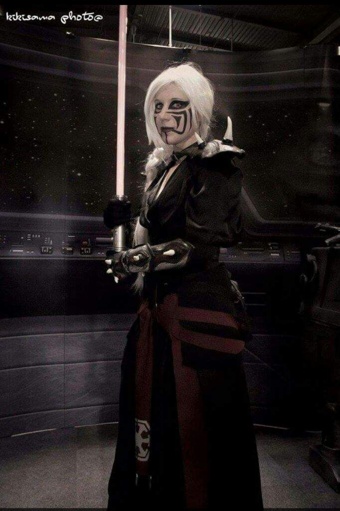 Inquisitor Sith Star Wars Cosplay Amino