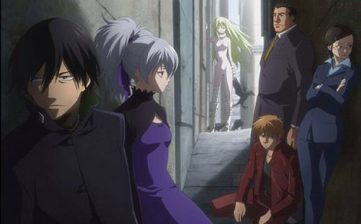 Darker Than Black (Sea  1, 2, OVA) After-Thoughts   Anime Amino