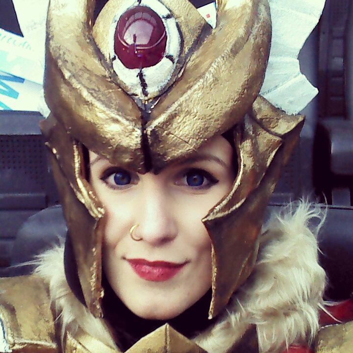Dota 2 Legion Commander Cosplay | Cosplay Amino