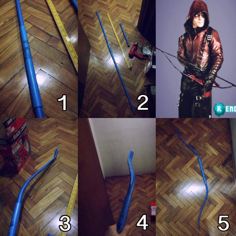 Pvc bow tutorial arsenal cw cosplay amino for Pvc pipe bow plans