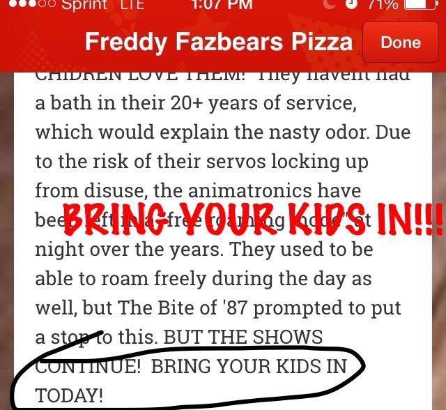 Freddy fazbear pizza is real video games amino