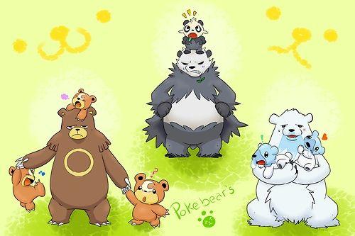 Bear Pokemon Images   ...
