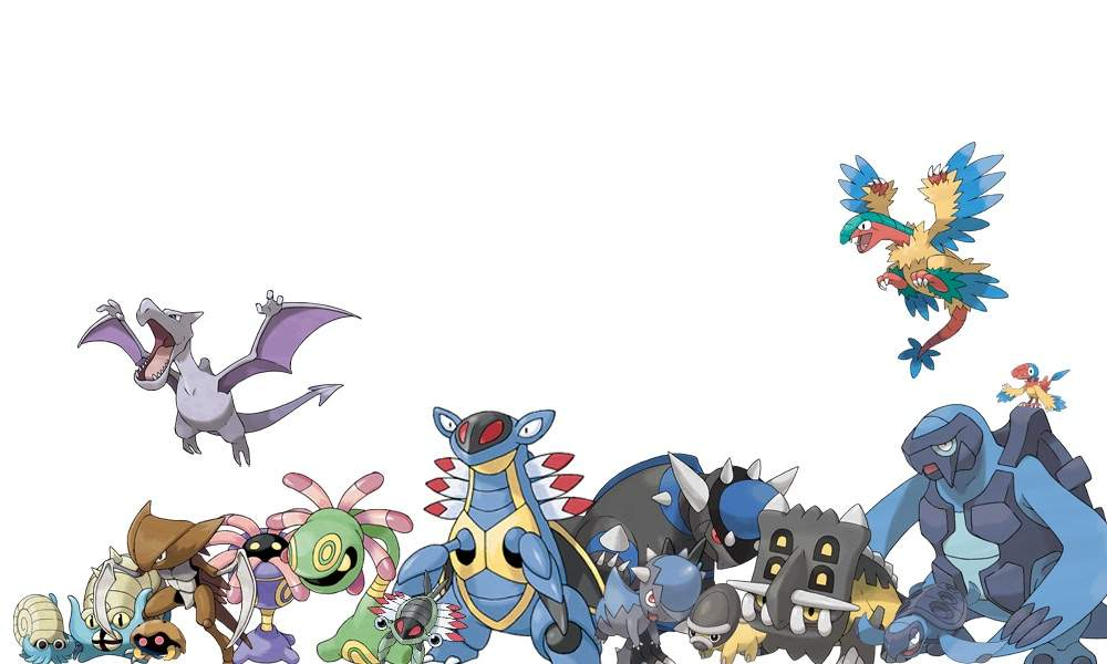 All Normal Type Pokemon