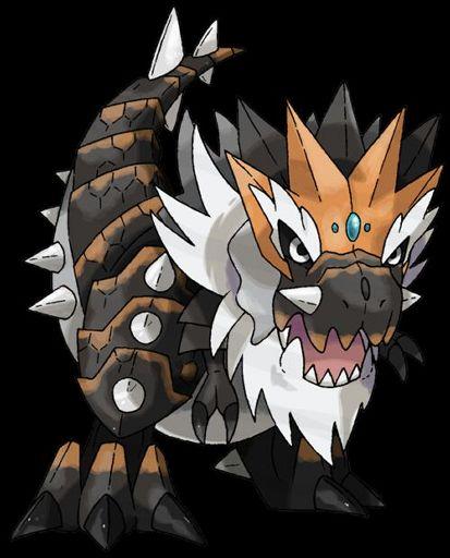 Mega Tyrantrum Wiki Pokemon Amino