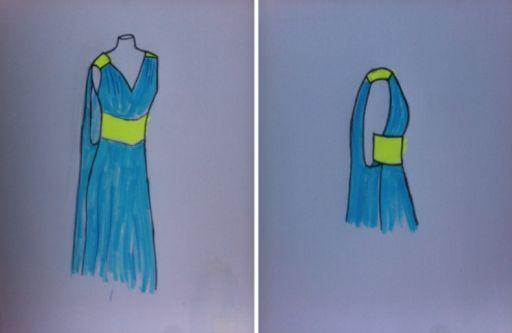 Tutorial - Daenerys Qarth Gown - Part 2   Cosplay Amino