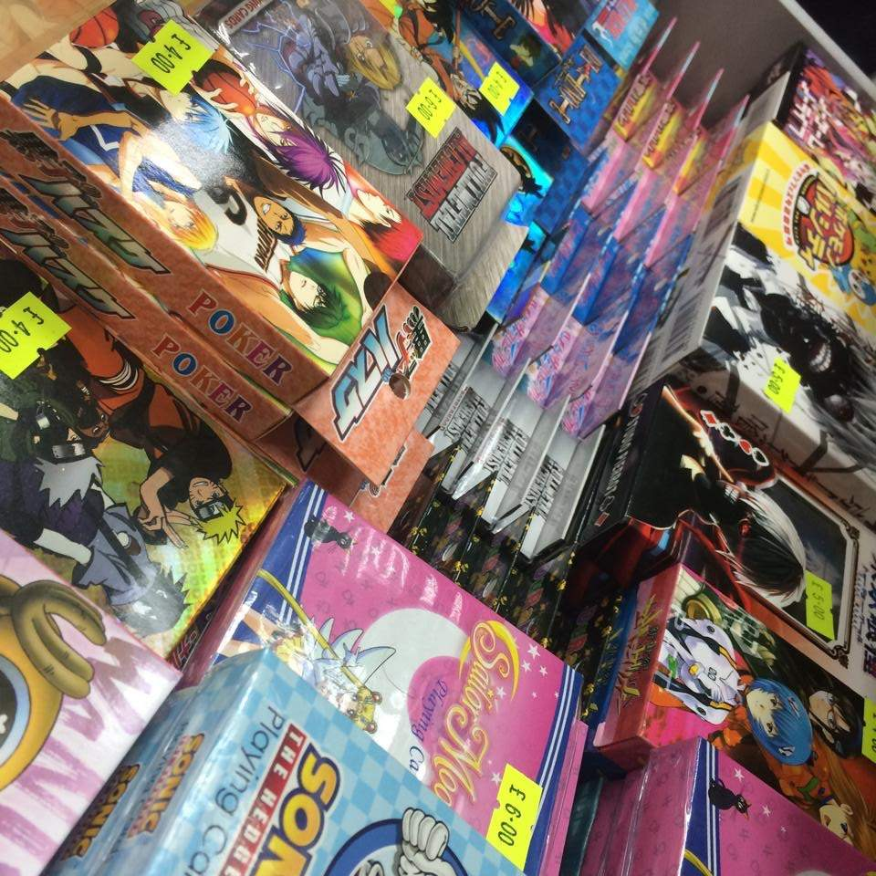 Light Warehouse Birmingham: TokyoToys (UK Anime, Manga And Games Store)