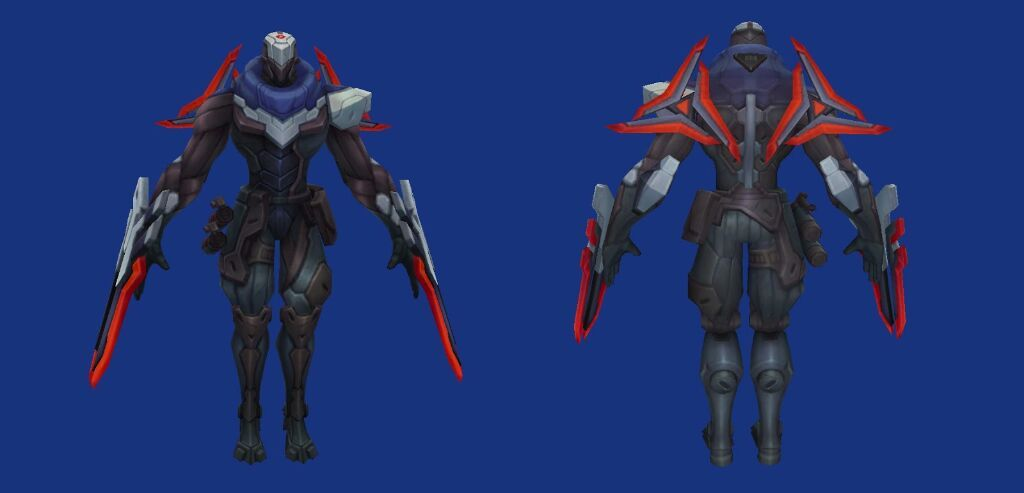 New project skins 3d models updated 08 20 2015 21 00 league of