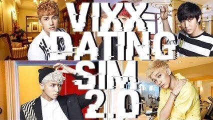 vixx dating sim game