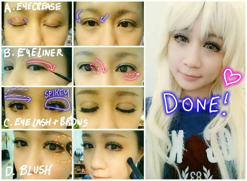 Eye Makeup Droopy Eyelids Cat Eye Makeup