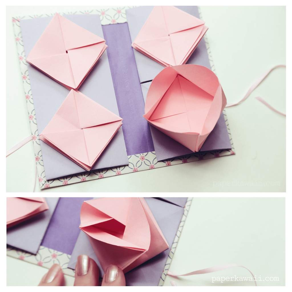 origami chinese thread book tutorial crafty amino