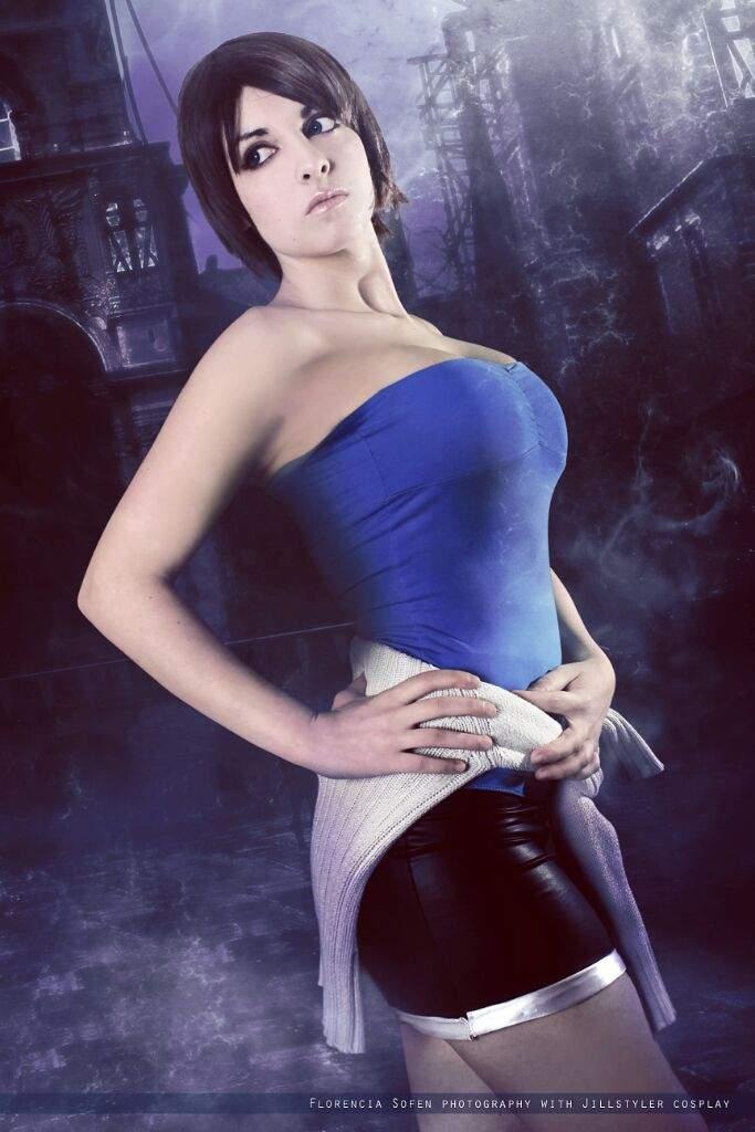 Jill Valentine Sexy Pics 9