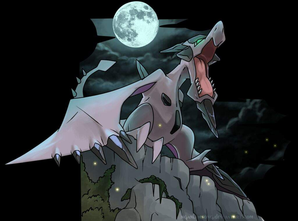 Aerodactyl Mega Evolution