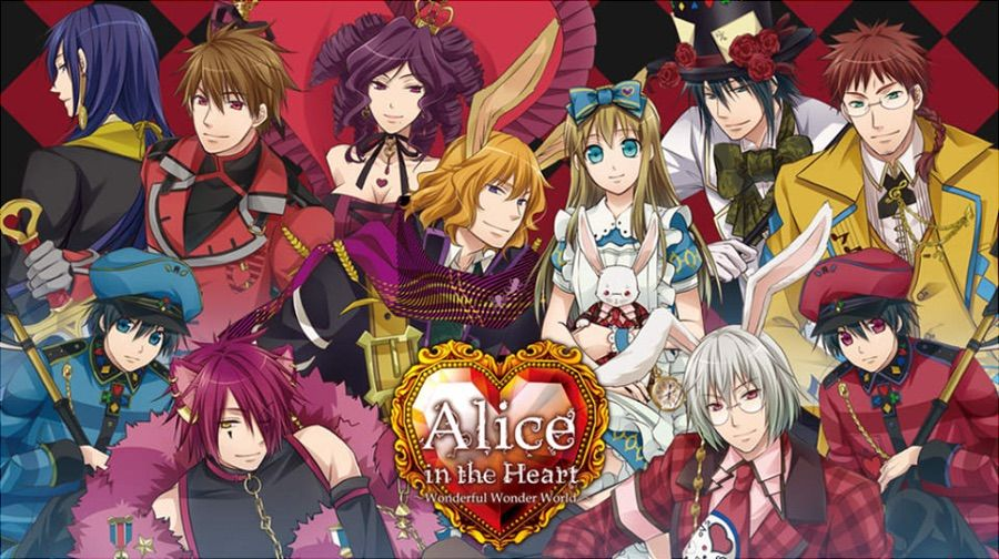 Heart no Kuni Alice
