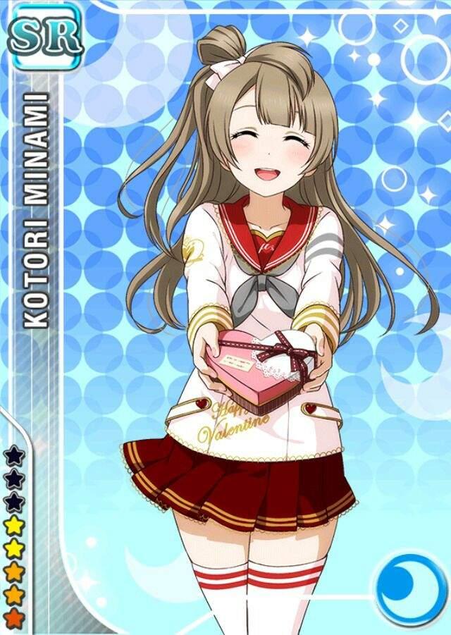 Anime Characters Born On February 7 : Kotori minami anime amino
