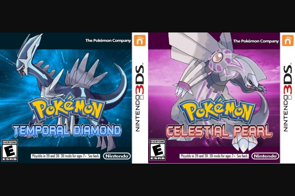 Pokemon Temporal Diamond And Celestial Pearl Pok 233 Mon Amino