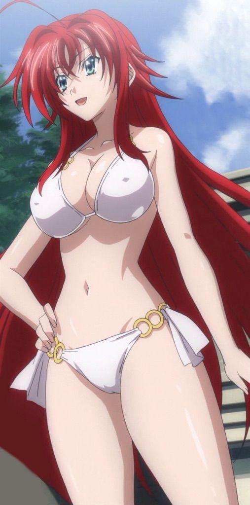 anime bikini