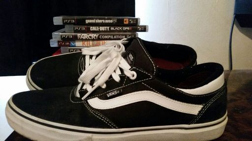 Vans Gilbert Crockett pros