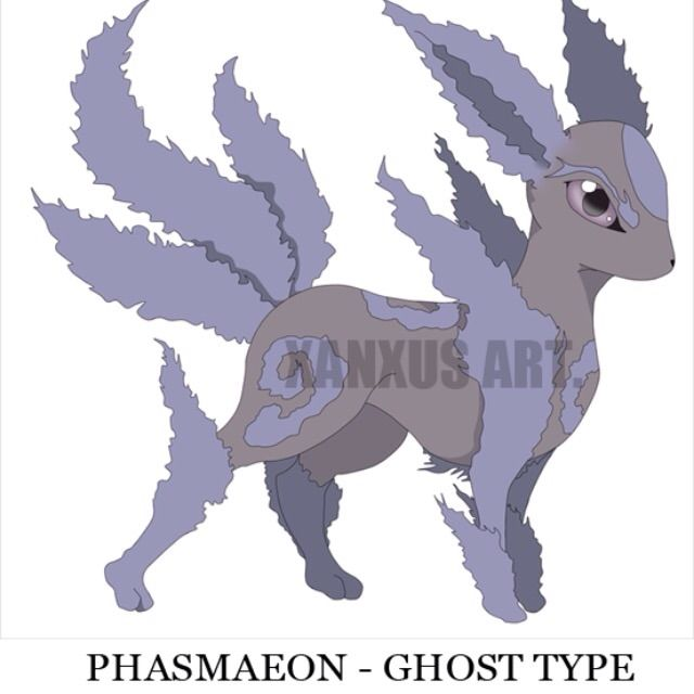 Ghost Eevee Evolution | www.imgkid.com - The Image Kid Has It!