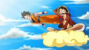 Kết quả hình ảnh cho Luffy Flying Nimbus