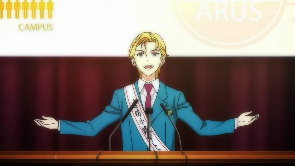 anime speech