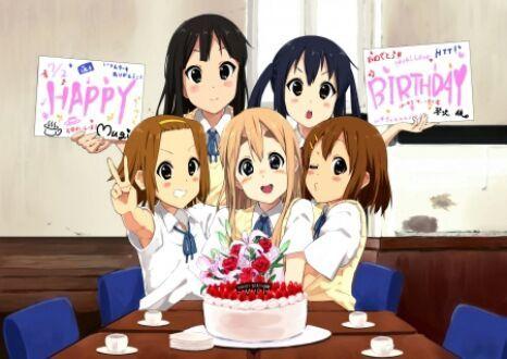 Happy Birthday!! | Anime Amino