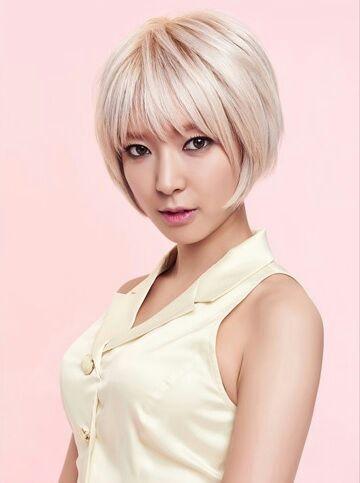 Female Kpop Idols+Short Hair   K-Pop Amino