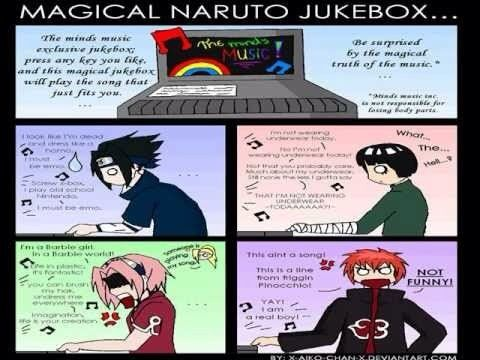 Naruto jukebox | Anime Amino