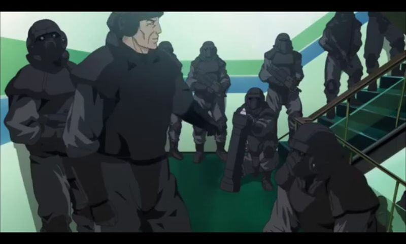 Anime; Government organizations (Part 1) | Anime Amino