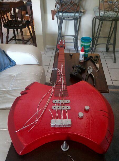 Marceline Bass Tutorial