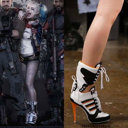 I've literally never made shoes before and now I see this as a big issue  for my cosplay, because I want it to be exactly the same costume, please  help me!