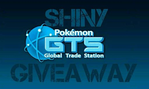Shiny flygon gts giveaways