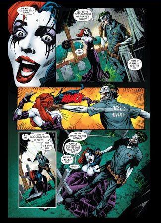 New 52 Harley Quinn And Joker Joker & Harley Qui...