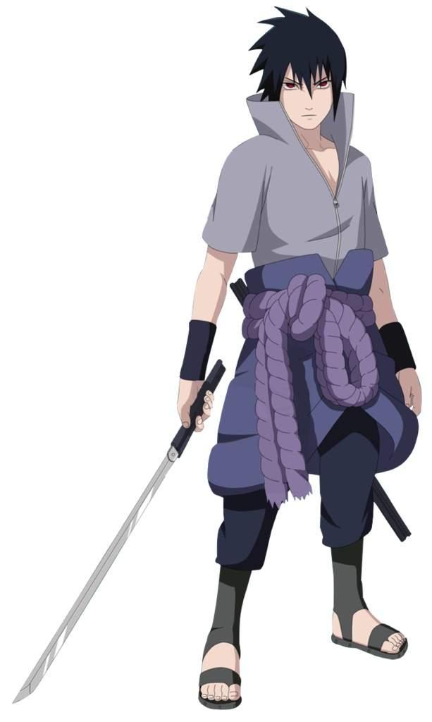 Charatcer Analysis: Sasuke Uchiha