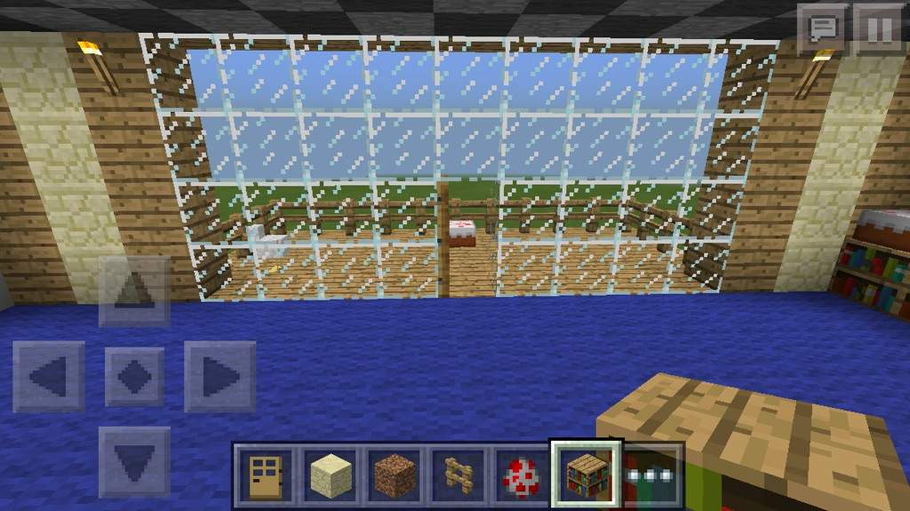 how to build stampys house 36