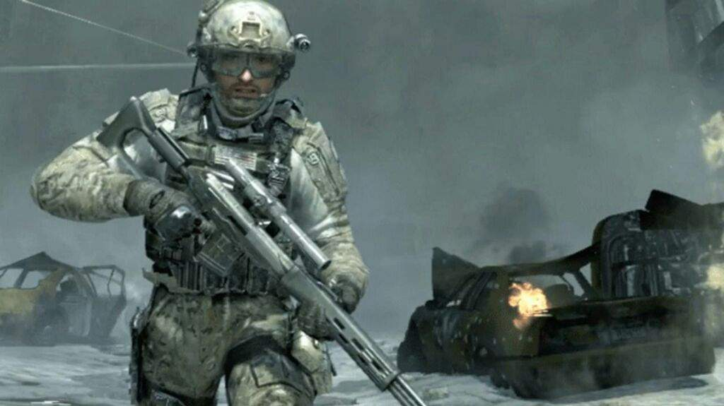 Call of Duty: Modern Warfare 3 - YouTube