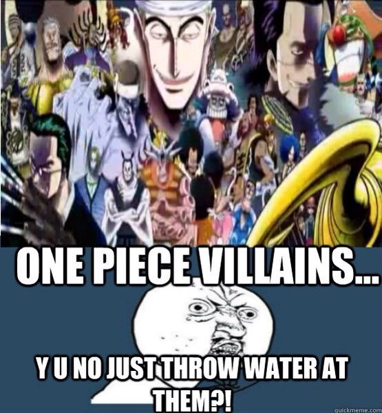 The One Piece Memes Are Real😂
