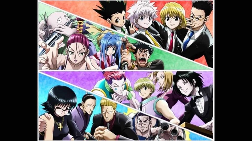 Hunter X Hunter 2011 | Anime Amino