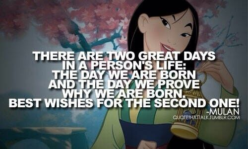 mulan best disney quotes ever anime amino