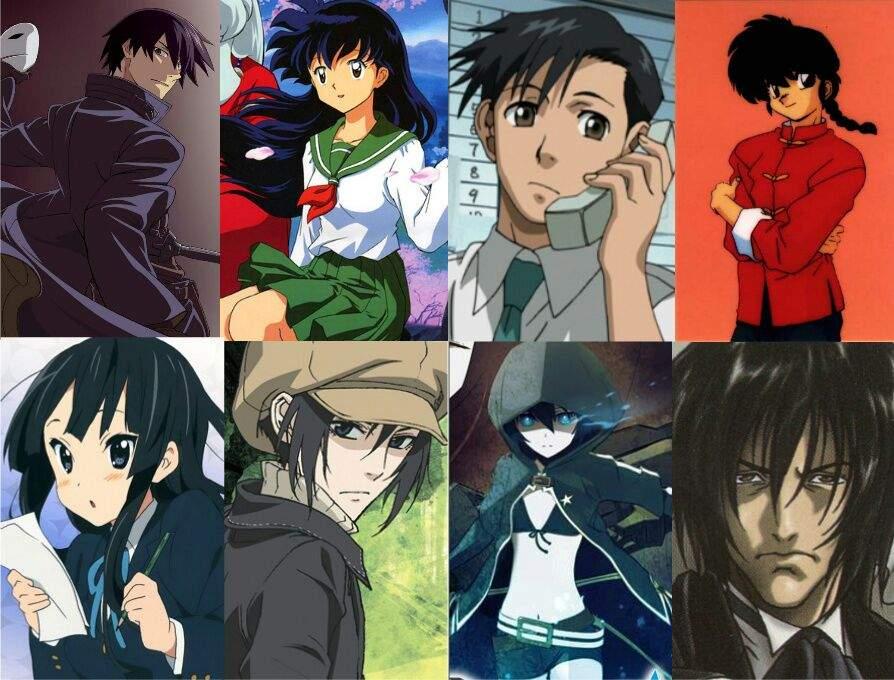 your anime hair colour�� anime amino