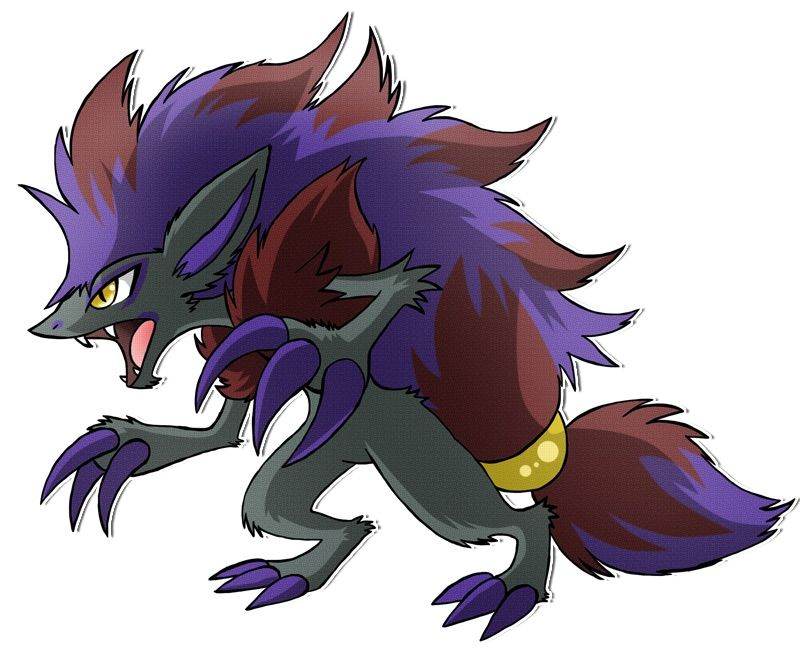 Shiny lucario and zoroark gts giveaway! | Pokémon Amino