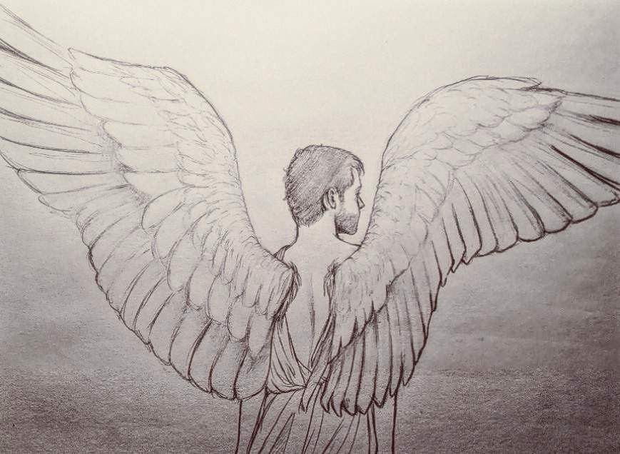 Angel Wings pt.1 | Supernatural Amino