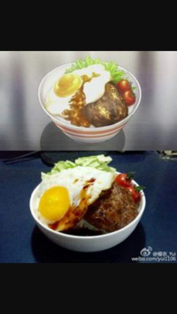 Anime Diet