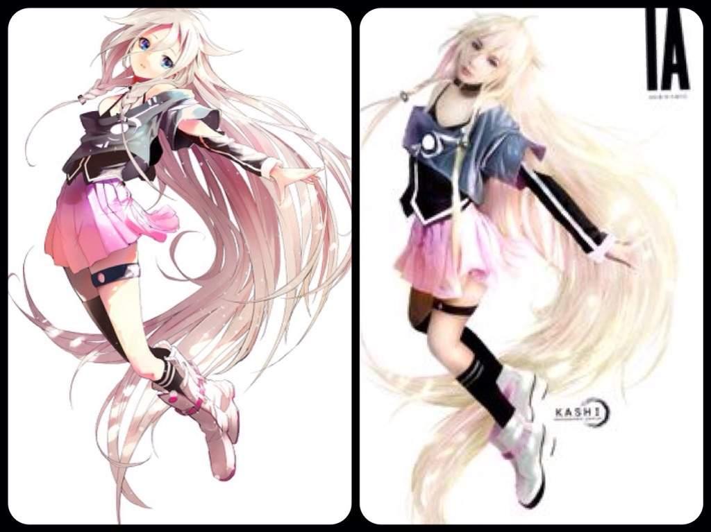 Ia Vocaloid Tag Team Anime Amino