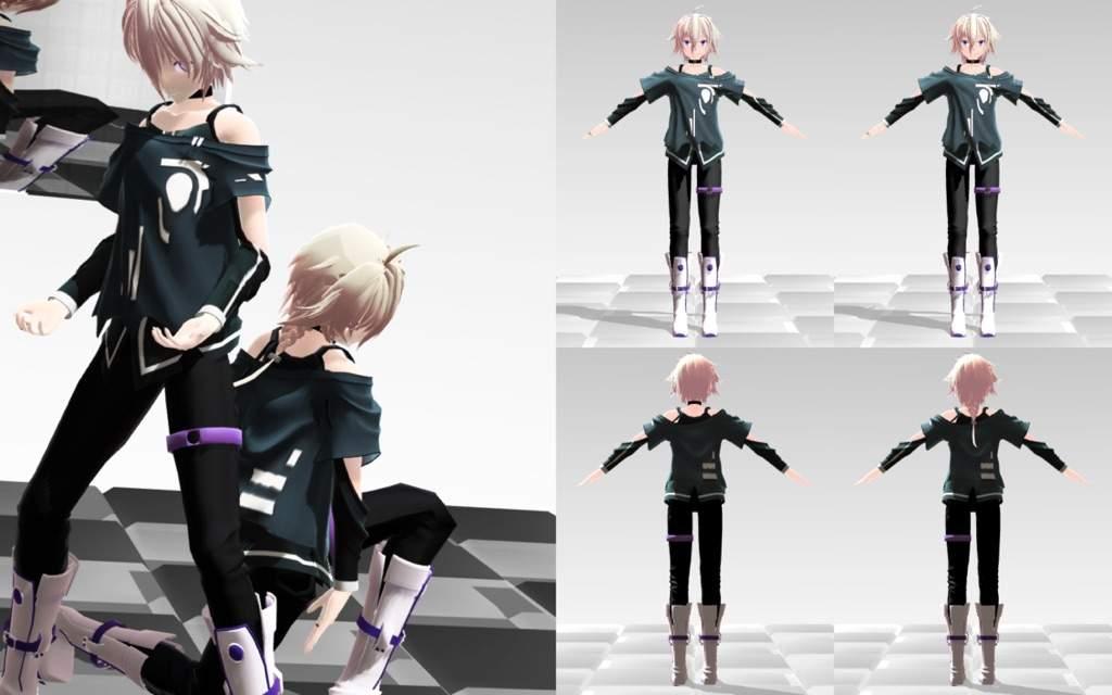 io vocaloid tag team anime amino