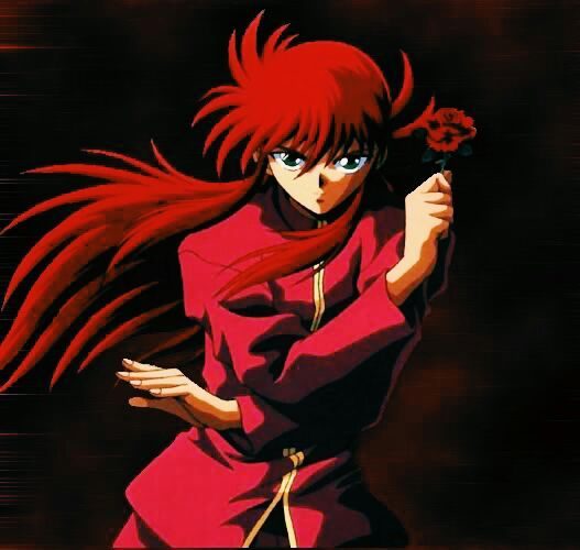 Kurama (Shuichi Minamino)