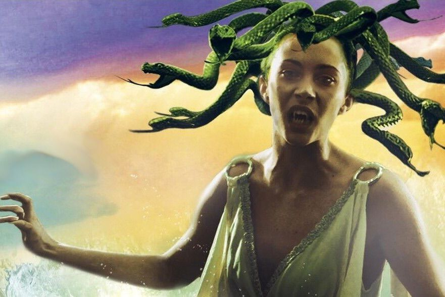 An analysis of the commonly accepted myth of medusa