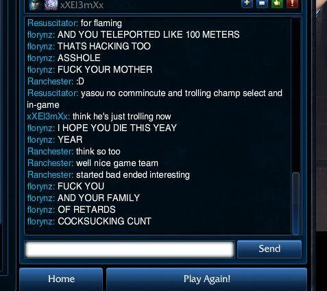 Ajustement matchmaking lol