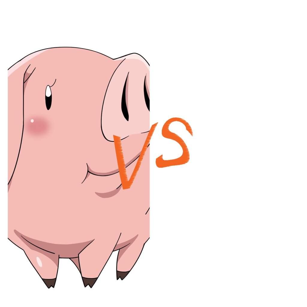The Seven Deadly Sins Pig: Magi VS The Seven Deadly Sins
