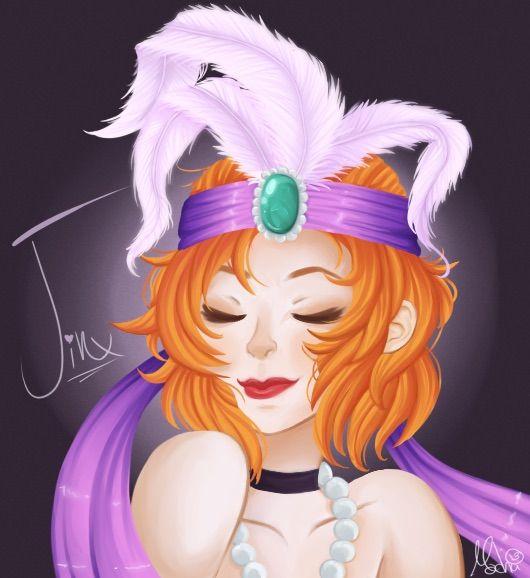 In all of my Ji... Jinx Counter